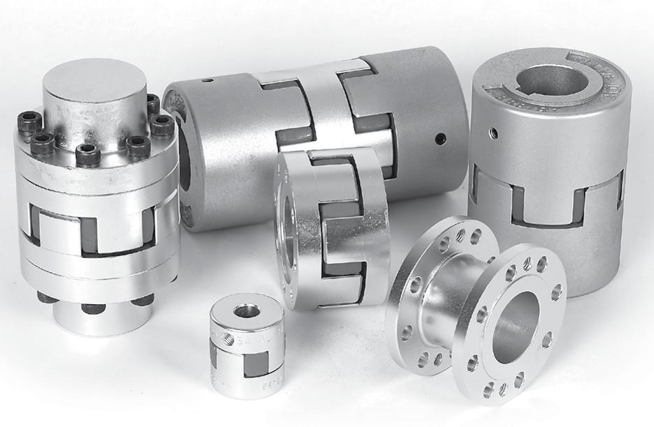 Lovejoy Jaw Type Couplings