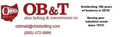 Complete Manufacturer List | Ohio Belting & Transmission Co