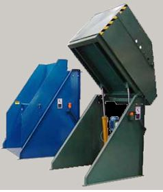 Endura-Veyor - Container Box Dumper